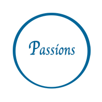 Passions! Button