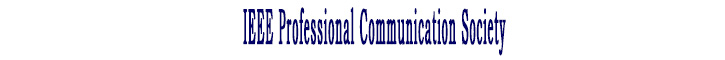 IEEE Professional Communication Society