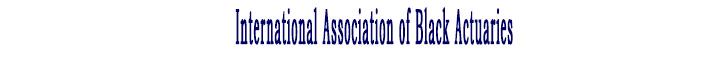 International Association of Black Actuaries
