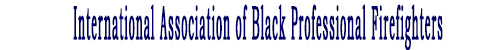 International Association of Black Professional Firefighters