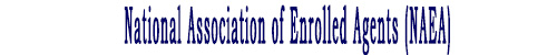 National Association of Enrolled Agents (NAEA)