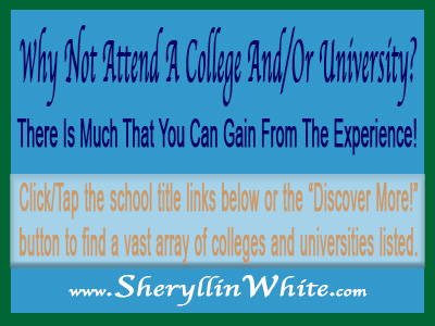 Why not attend a college and/or university?  There is much that you can ...