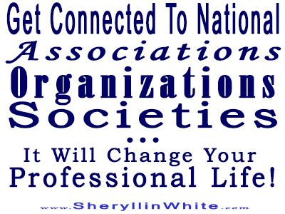 Get Connected To National Associations, Organizations & Societies ...