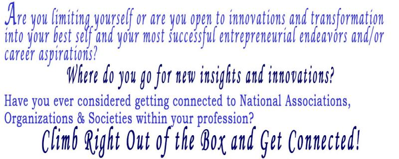 Are you limiting yourself or are you open to innovations and transformation ...