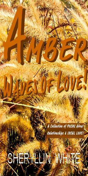 Amber Waves Of Love! - Front Book Cover